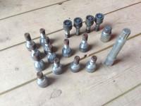 Genuine Wheel Nut Set Inc Locking Nuts & Key