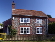 """Take your Lotus """"home"""" – North Norfolk Holiday Cottage"""