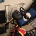 Thrustmaster TX 458 Forcefeed back steering wheel & GamerRacer bucket gaming chair