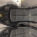 Pair of harness hole seats