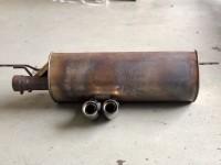 Lotus Elise Exhaust / Backbox / Muffler